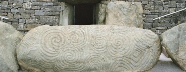 Newgrange Irlande