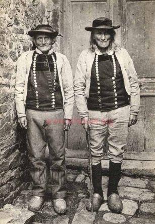 Marcel Auvairniton & Alphonse Bourgrire