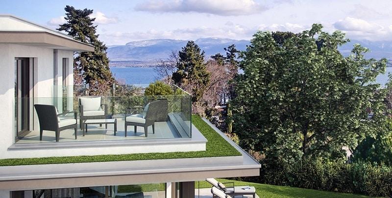 Acheter une maison ou un appartement neuf à Genève