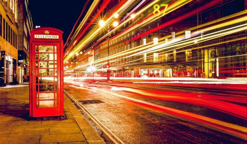 Il est l'heure de vous rendre à Londres