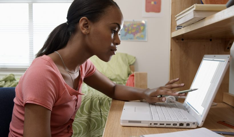 Etudiante informatique