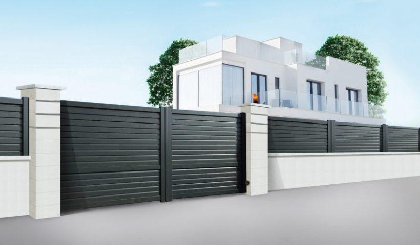 portail de maison
